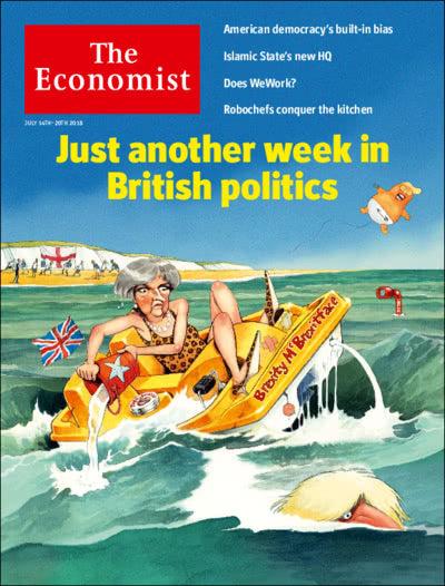 The Economist in Audio - July 14th 2018