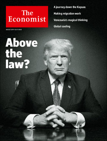 The Economist in Audio - August 25th 2018