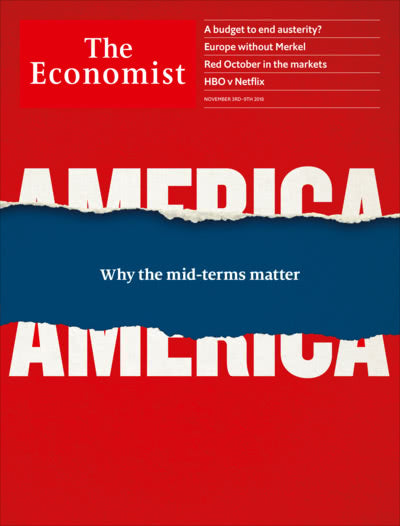 The Economist in Audio - November 3rd 2018
