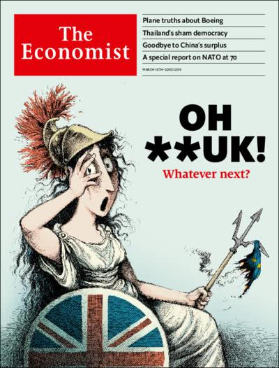 The Economist In Audio: March 16th 2019