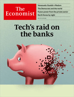 The Economist In Audio: May 4th, 2019