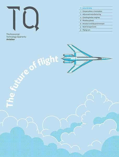 Technology Quarterly in audio: Aviation