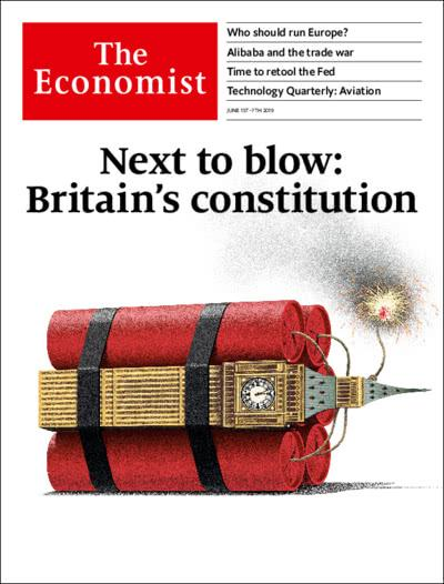 The Economist in Print OR Audio: June 1st, 2019