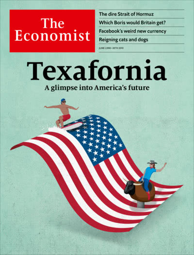 The Economist in Print OR Audio: June 22nd, 2019