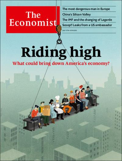 The Economist in Print OR Audio: July 13th 2019