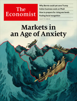 The Economist in Print OR Audio: August 17th 2019