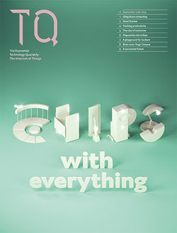 Technology Quarterly: The Internet of Things