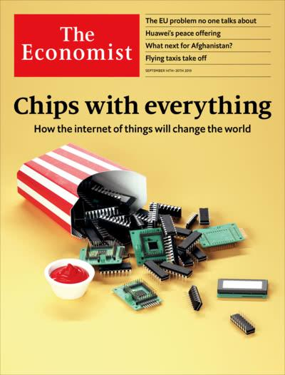 The Economist in Print OR Audio: September 14th, 2019