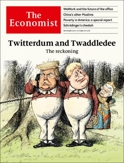 The Economist in Print OR Audio: September 28th 2019