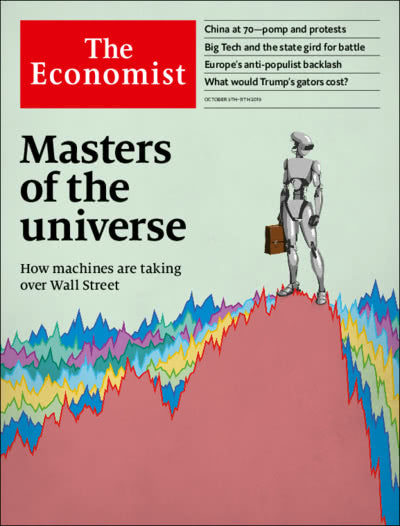 The Economist in Print OR Audio: October 5th 2019