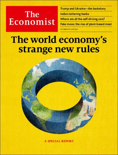 The Economist in Print OR Audio: October 12th 2019