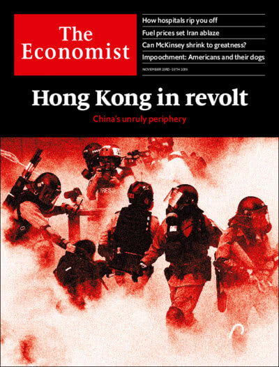 The Economist in Print OR Audio: November 23rd 2019