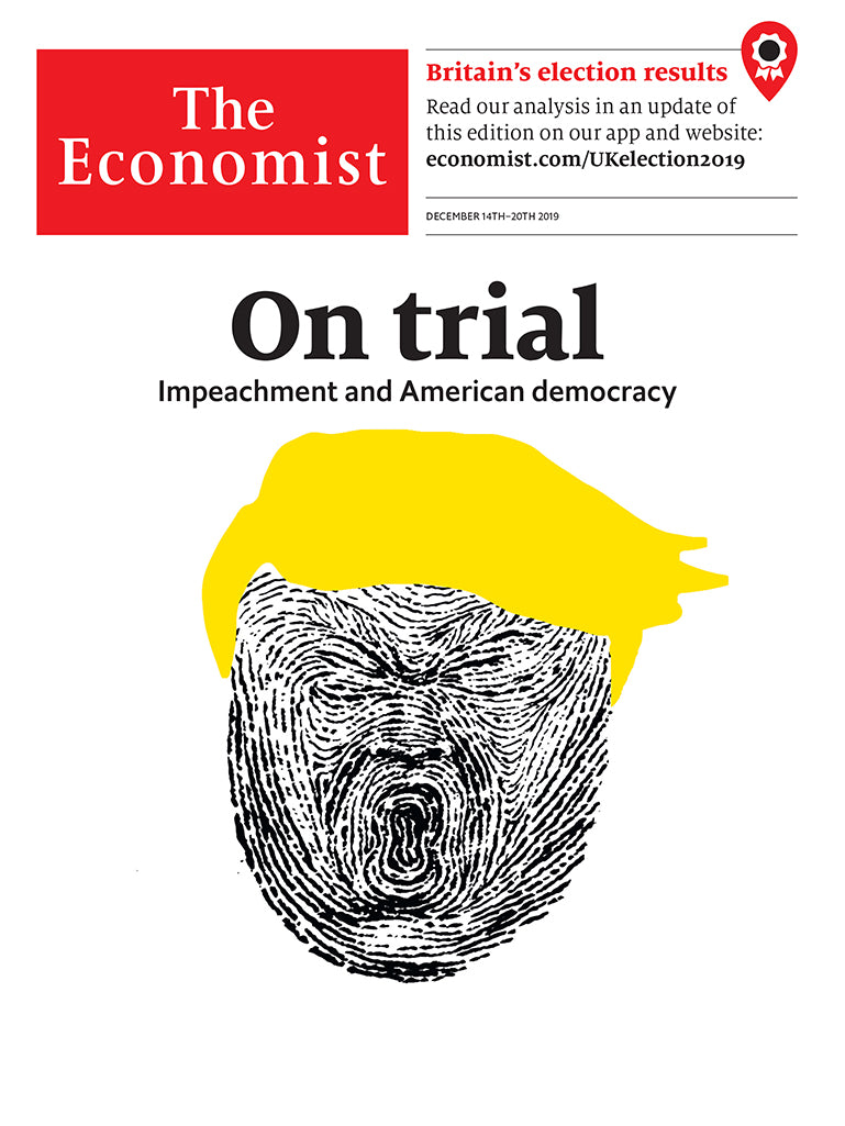 The Economist in Print OR Audio: December 14th 2019