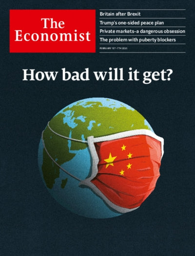 The Economist in Print OR Audio: February 1st, 2020