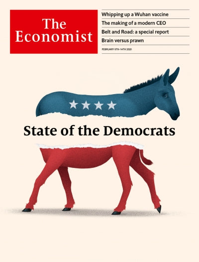 The Economist in Print OR Audio: February 8th, 2020