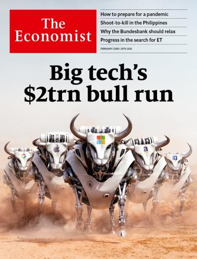The Economist in Print OR Audio: February 22nd, 2020
