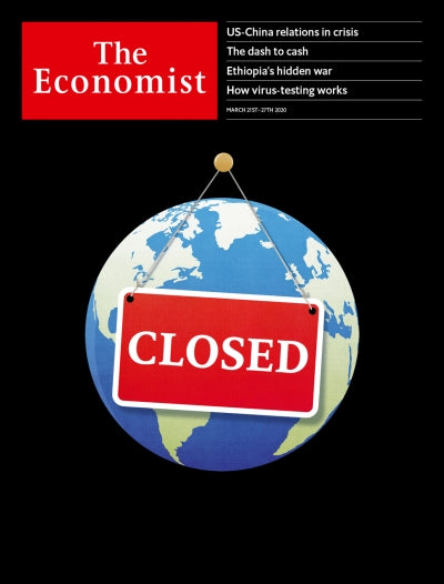 The Economist in Print OR Audio: March 21st, 2020