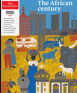 Special report on Africa (The African Century)