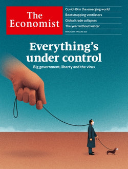 The Economist in Print OR Audio: March 28th, 2020