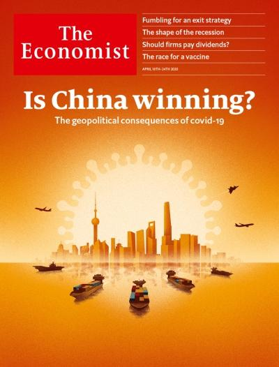 The Economist in Print OR Audio: April 18th, 2020