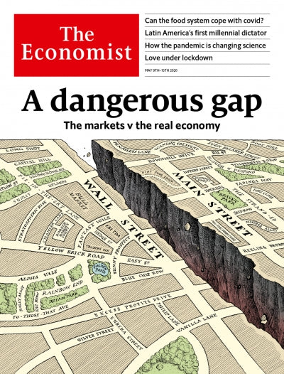 The Economist in Print OR Audio: May 9th, 2020