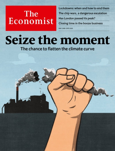 The Economist in Print OR Audio: May 23rd, 2020