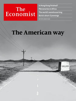 The Economist in Print OR Audio: May 30th, 2020
