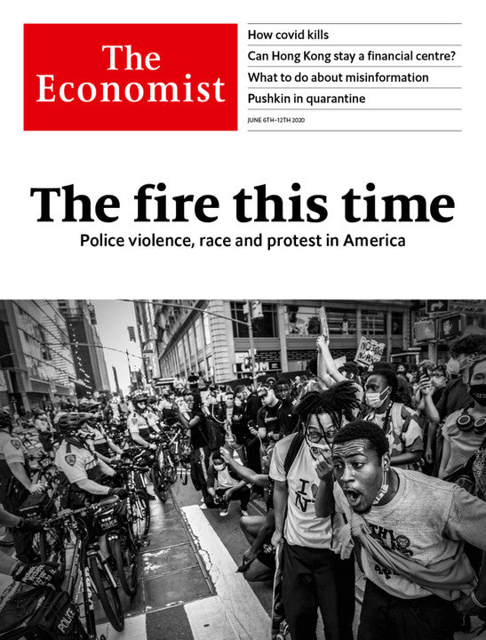 The Economist in Print OR Audio: June 6th, 2020