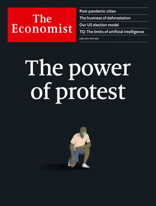 The Economist in Print OR Audio: June 13th, 2020