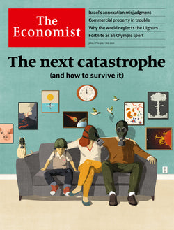 The Economist in Print OR Audio: June 27th, 2020