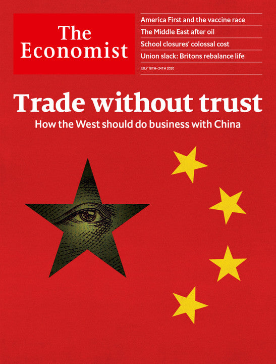 The Economist in Print OR Audio: July 18th, 2020
