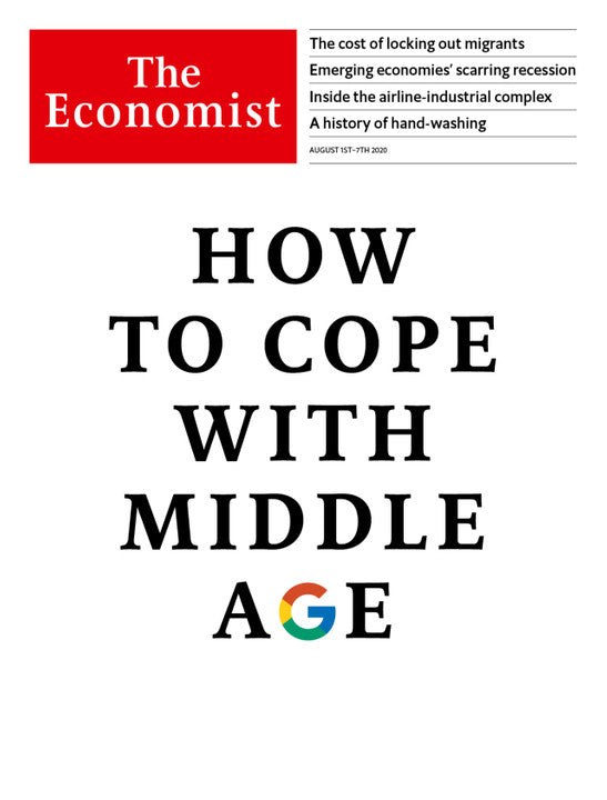 The Economist in Print OR Audio: August 1st, 2020