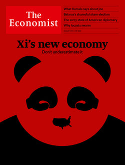 The Economist in Print OR Audio: August 15th, 2020