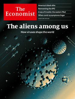 The Economist in Print OR Audio: August 22nd, 2020