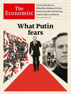 The Economist in Print OR Audio: August 29th, 2020