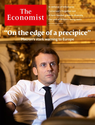 The Economist in Print OR Audio: November 9th 2019