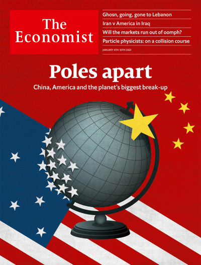 The Economist in Print OR Audio: January 4th, 2020