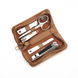 Mini Manicure Travel Set - Chrome Plated