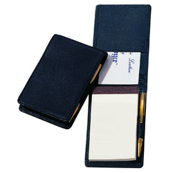 Personalized Deluxe Flip Style Note Jotter Notebook