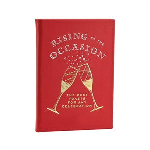 Rising to the Occasion Pocket Reference Toast Guide