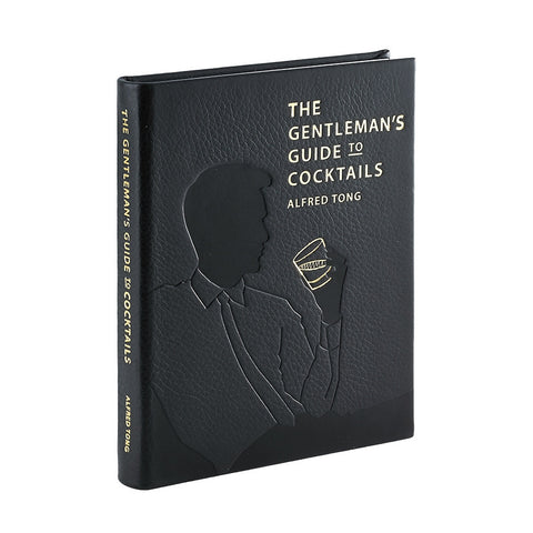 The Gentleman's Guide to Cocktails - Leather Bound