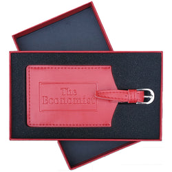 The Economist Luggage Tag