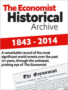 The Economist Historical Archive