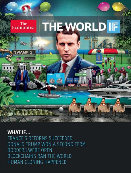 The World If 2017 The Economist Store Amp Economist Diaries
