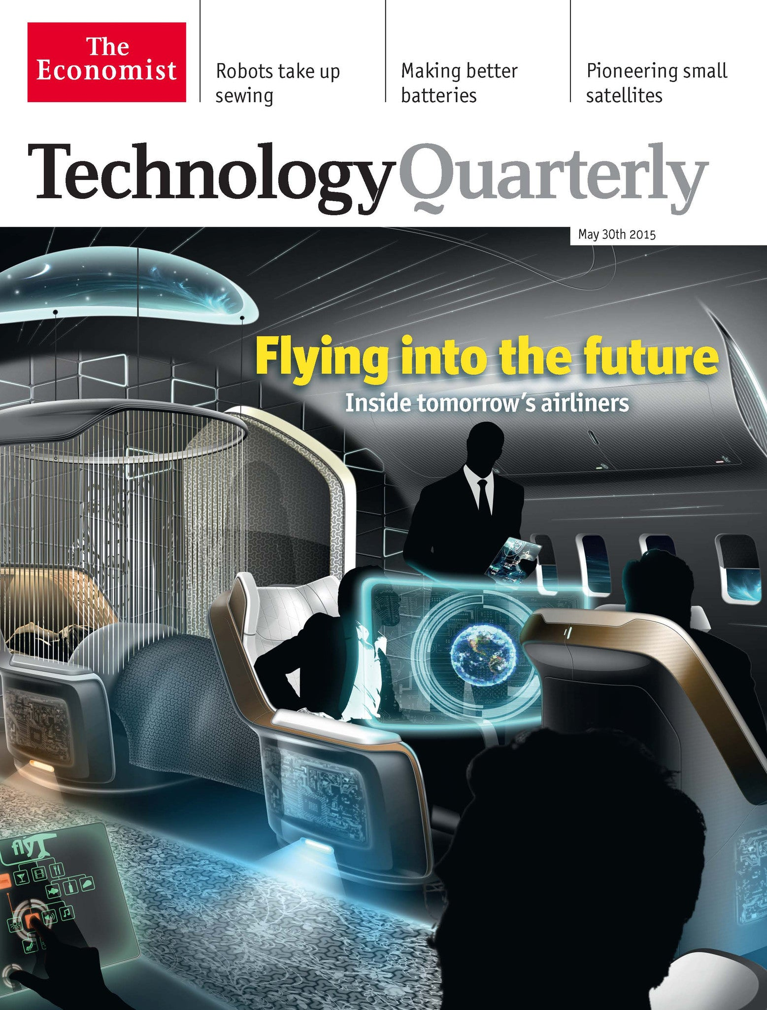 Technology Quarterly in Audio: Flying into the future
