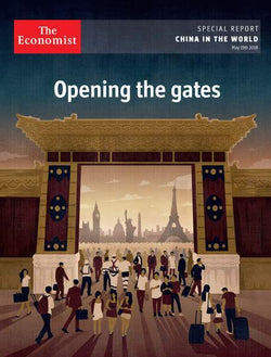 Special Report in Audio: China in the world