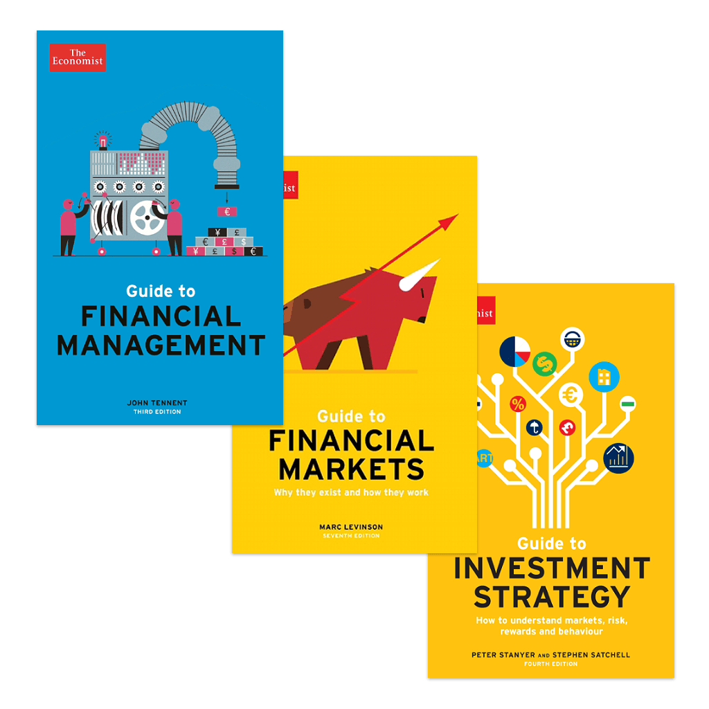 Financial Management/Markets/Investment Strategy Book Bundle