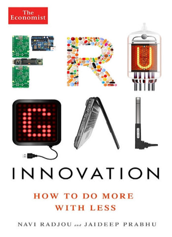 Frugal Innovation by Navi Radjou & Jaideep Prabhu