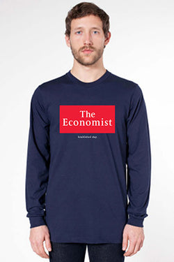 Men's Long Sleeve T-Shirt: Established 1843