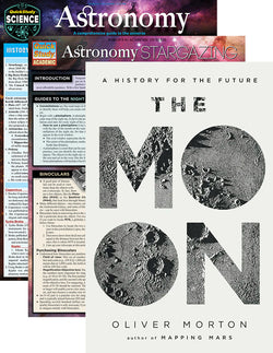The Moon/Astronomy Reference Bundle